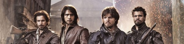 The Musketeers season 4 release date