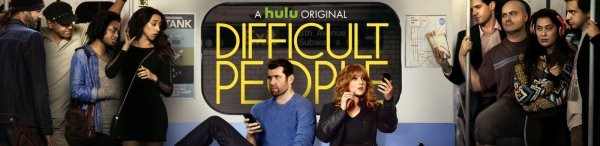 Difficult People season 3 premiere date