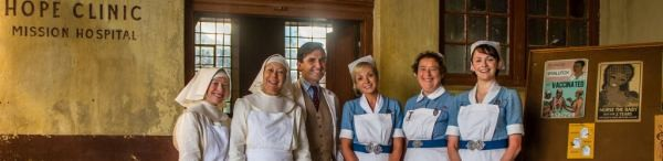 call the midwife season 7 release date